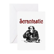 Scrantastic Uncorked Greeting Cards (Pk of 10)