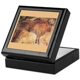 &quot;Cave Art 3&quot; Tile Storage Box