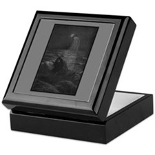 Annabel Lee Keepsake Box