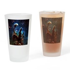 Eagle Nebula Drinking Glass