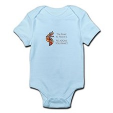 The Road To Peace Is Religious Tolerance Body Suit