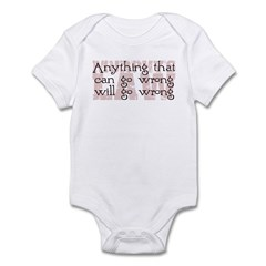 Murphy's Law II Infant Bodysuit