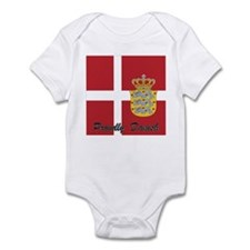 Proudly Danish Infant Bodysuit