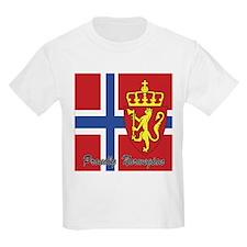 Proudly Norwegian T-Shirt