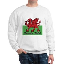 Proudly Welsh Sweatshirt