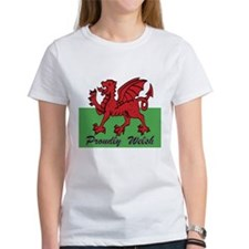 Proudly Welsh Tee