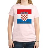 Proudly Croatian T-Shirt