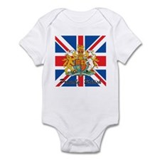 Proudly British Infant Bodysuit