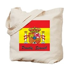Proudly Spanish Tote Bag