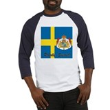 Proudly Swedish Baseball Jersey