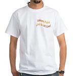 Live & Let Live White T-Shirt