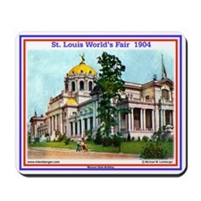 Missouri Building Mousepad
