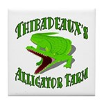 Gator Farm Tile Coaster