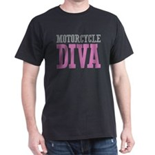 Motorcycle DIVA T-Shirt