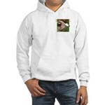Untamed Spirit Two Hooded Sweatshirt