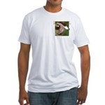 Untamed Spirit Two Fitted T-Shirt