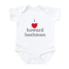 Howard Bashman Infant Bodysuit