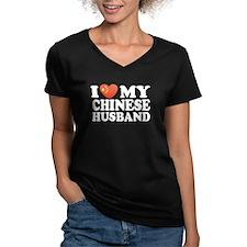I Love My Chinese Husband Shirt