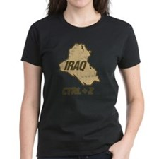 College Humor Iraq Undo Tee