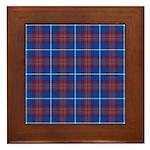 Tartan - Edinburgh dist. Framed Tile