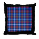 Tartan - Edinburgh dist. Throw Pillow