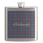 Tartan - Edinburgh dist. Flask