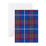 Tartan - Edinburgh dist. Greeting Cards (Pk of 10)