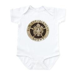 Bail Enforcement Agent Infant Bodysuit