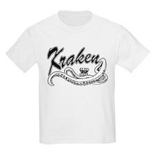Kraken @ eShirtLabs.Com T-Shirt