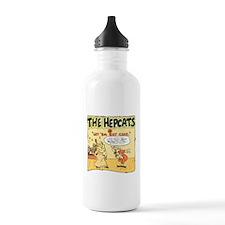 The Hepcats: Let 'Em E Water Bottle