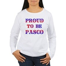 Proud to be Pasco Long Sleeve T-Shirt