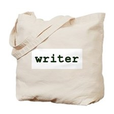 Cheapskate writer's bag
