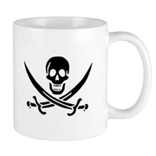 Pirate Flag of Calico Jack Mug