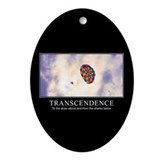 Transcendence Oval Ornament