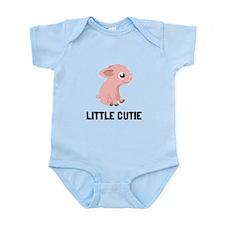 Little Cutie Pig Body Suit