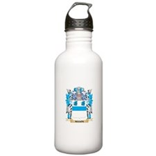 Mason Coat of Arms - F Water Bottle