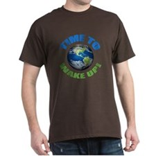 Wake up to Climate Change T-Shirt