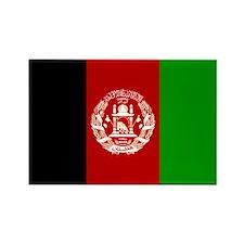 Afghanistan Flag Rectangle Magnet (10 pack)