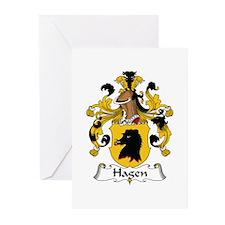 Hagen Greeting Cards (Pk of 10)
