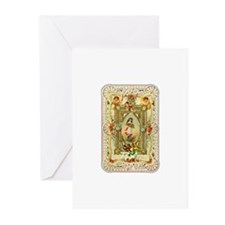 Victorian Valentine Greeting Cards