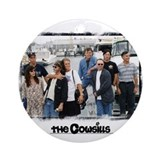 The Cowsills Porcelain Keepsake (Round)