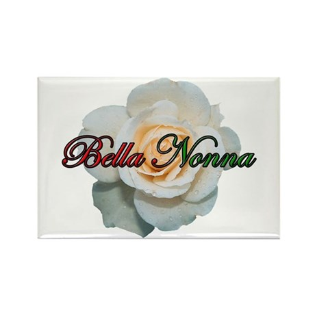 Bella Nonna Rectangle Magnet (100 pack)