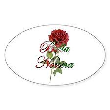 Bella Nonna Oval Stickers
