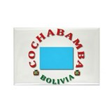 Cochabamba Rectangle Magnet (10 pack)