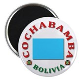 Cochabamba Magnet