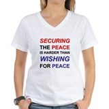 &quot;Securing the Peace&quot; Shirt