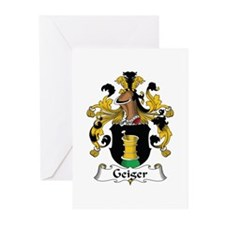 Geiger Greeting Cards (Pk of 10)