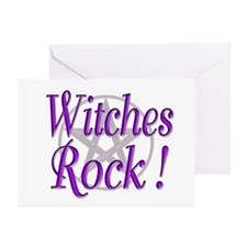 Witches Rock ! Greeting Cards (Pk of 10)