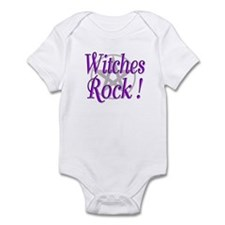 Witches Rock ! Infant Bodysuit