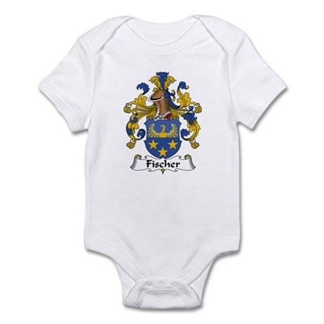 Fischer Infant Bodysuit